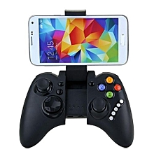Wireless Bluetooth 3.0 Wireless Game Controller for Smartphone  - Black