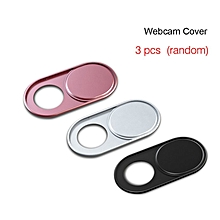 HP-S1 Plastic Webcam Cover Ultra-thin Privacy Protector For Phone Tablet PC random