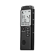 OR T60 Professional Digital Voice Recorder Time Display Dictaphone MP3 Player-8GB-8GB