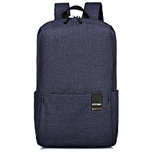 Outdoor Work School Lightweight Backpack-DARK SLATE BLUE