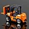 Mini Construction Vehicle Engineering Car Dump-car Dump Truck Model Toy