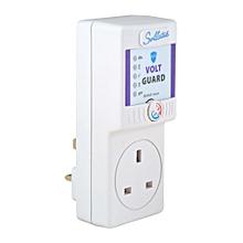 VoltGuard - High & Low Voltage Protection - 7 amps White