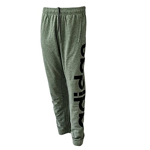 Pant Ess Lin Tap Ft Men- Ak1567ash Grey- L