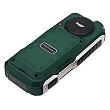 MAFAM М3 4000mAh 64+64M Outdoors Phone Green