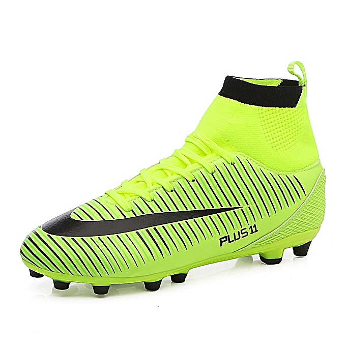 7c9dc180b Fashion Men Soccer Shoes Football Boots Soccer Cleats Boot Shoes Sports  Shoes Outdoor Indoor Soccer Training Shoes