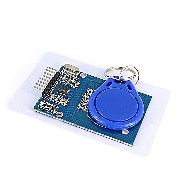 NFC RFID-RC522 RF IC Card RFID Reader Module W/ S50 Card For Arduino