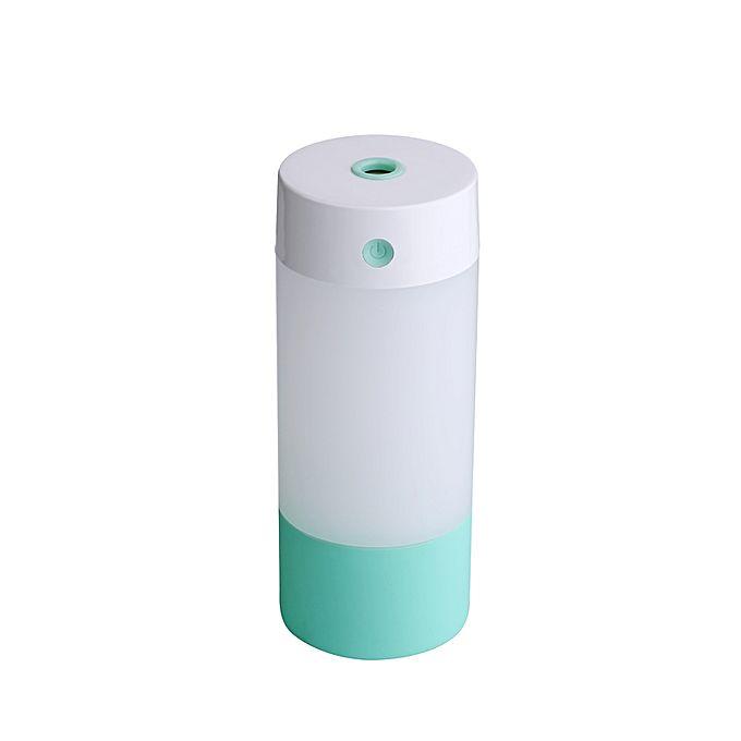 Led Light Mini Portable Usb Mini Humidifier Cool Mist Air Purifier For Bedroom Green Jumia Kenya