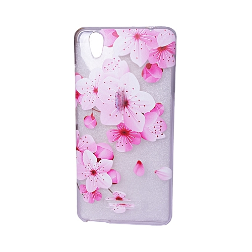 the best attitude 011b1 a2b7b Soft TPU Phone Cover For Gionee P5L .