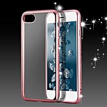 Luxury Bling Bling Transparen Iphone 6 cover