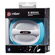 Portable Speaker E-BS300 Blue