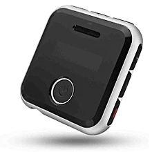 Mini Black USB MP3 Music Player Sport Recorder Pen U Disk 8GB FM Radio Black