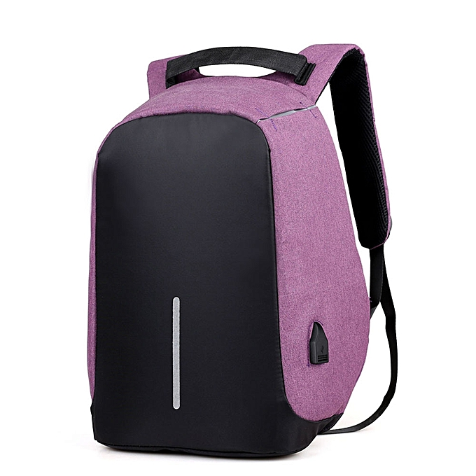 125c7e58e736 singedanMen Portable Backpack Computer Bag School Backpacks Business Travel  Bags PP -Purple
