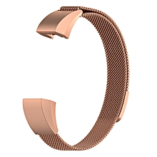 Milanese Magnetic Loop Stainless Steel Smart Watch Band For Fitbit Ace (4.8-6.5)