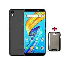Spark 2 , 6'', Android 8.1, 16GB+1GB,  Face Unlock, finger print sensor, (Dual SIM), Black