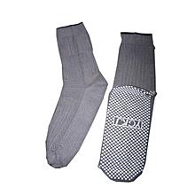 Bio-Activity Element Health Keeping and Benefiting Socks (Adult Unisex) - Grey