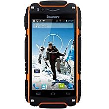 "V8 - 4.0"" 3G Android 4.4 512MB/4GB Waterproof G-Sensor EU - Orange"