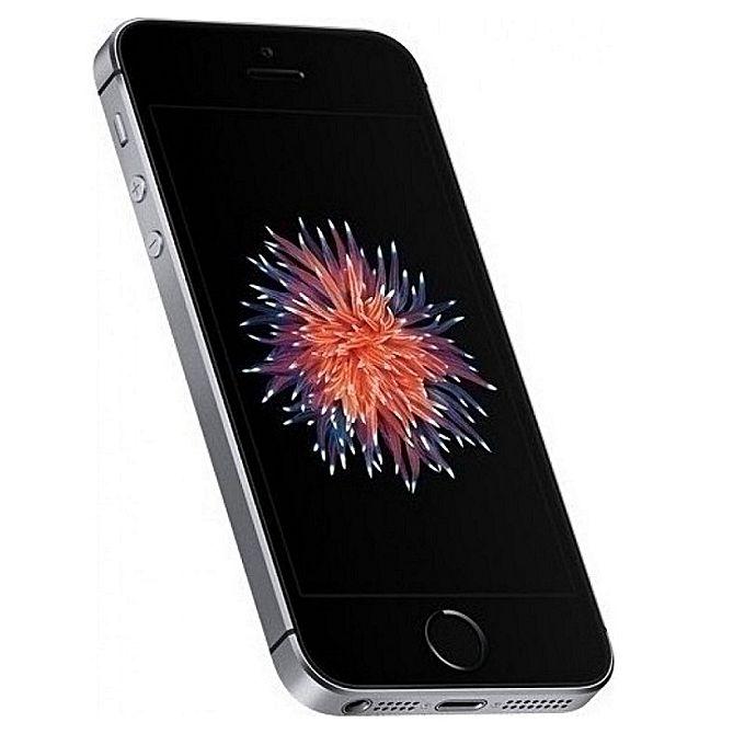 certified refurbished iphone se 4 0 16gb single sim grey jumia kenya. Black Bedroom Furniture Sets. Home Design Ideas