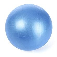 Mini Fitness Yoga Ball Home Physical Exercise Balance Training Equipment - Blue