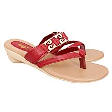 Comfortable ladies sandals