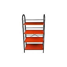 Shoe Rack/Book Shelf  - Brown