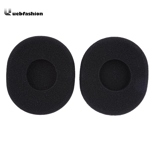 Replacement Sponge Ear Pads Earpad Cushion For Logitech H800 Headphone Black Wkmall