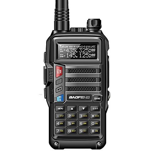 2019UV-S9 High Power 8Watts Portable Walkie Talkie 10km Long Range CB Radio  Transceiver for Hunt Forest City Upgrade 5R JULIANA