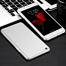 360 Full Body Protection Hard Slim Case Coated Non Slip Matte Surface with Tempered Glass Screen Protector for Vivo Y55  XYX-S