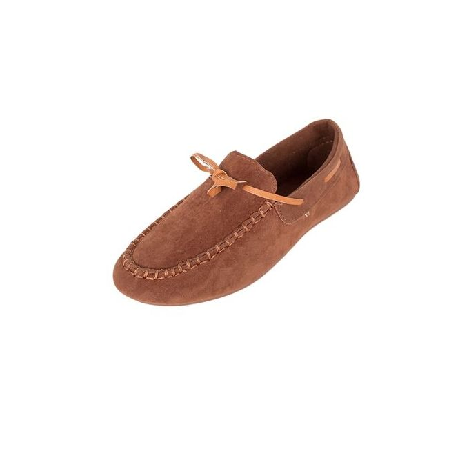 Generic Brown Loafer With Slipon
