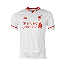 2015-2016 - Replica Liverpool FC Kit  Away - White