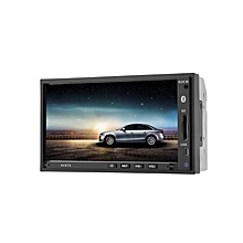 AV870B 12V Car DVD Radio RDS MP5 Player 7 Inch With Bluetooth 2.1 FM - Black