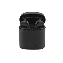 Bluetooth Earbuds Wireless Headphones Headsets Stereo In-Ear Earphones With Charging Box For Ios And Android Black