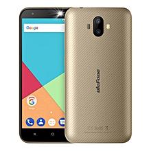S7 5-inch HD (1GB, 8GB ROM) Android 7.0 Nougat, 8MP & 5MP + 5MP, 2500mAh, Dual Sim 3G Smartphone - Gold