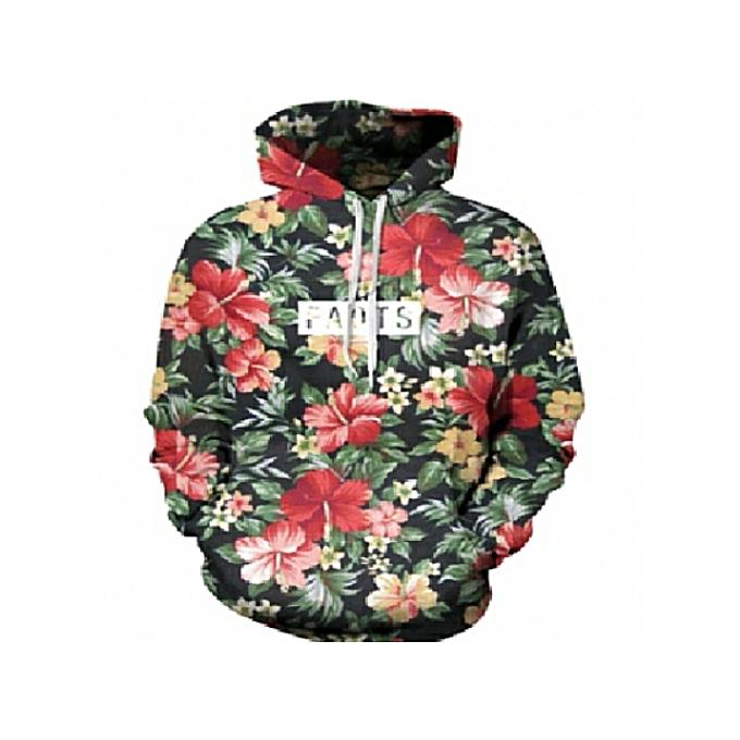 0686faf9278ce Floral Hoodies Women Men 3d Sweatshirts Print Red Flowers Hooded Hoodies  Fashion Brand Hoody Plus