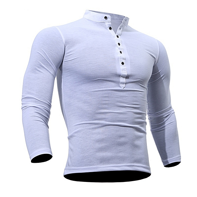 ca3b623b7 Generic New Stylish British Style Men Wear Casual Pullover T-shirt ...