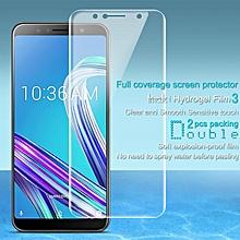 Imak 2pcs Hydrogel Film for Asus Zenfone Max Pro M1 ZB601KL ZB602KL Full Cover Screen Protector