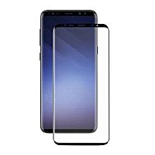 ENKAY Hat-Prince For Samsung Galaxy S9 3D Full Screen PET HD Screen Protector Film(Black)