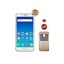 "A1- 5.5"" - 20MP+13MP Camera - 4G LTE - 32GB+3GB - 4000mAh - Dual SIM - Gold"