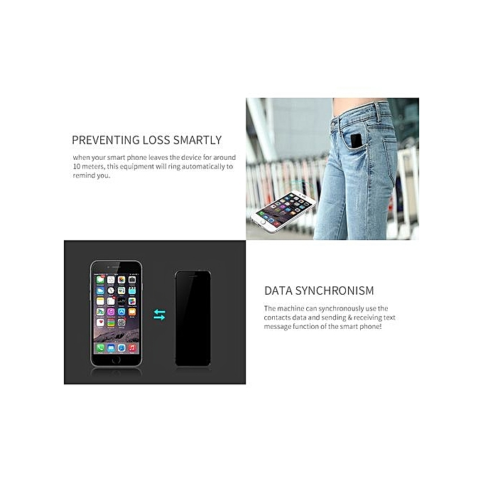 Hot Sale V36 Ultrathin Credit Card Cellphone With Metal Body Bluetooth 2 0  Dialer Anti-lost FM Mp3 Dual SIM Card Mini Mobile Phone-blue