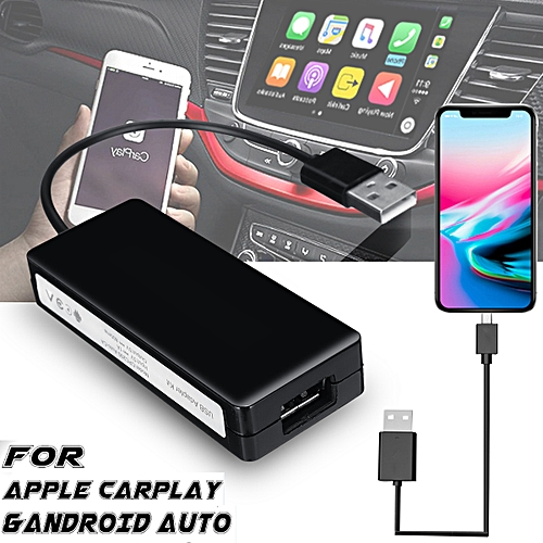 USB Dongle Adapter For Apple IPhone Carplay For Android Car Navi MP5 Player  Link