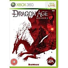 XBOX 360 Game Dragon Age Origins
