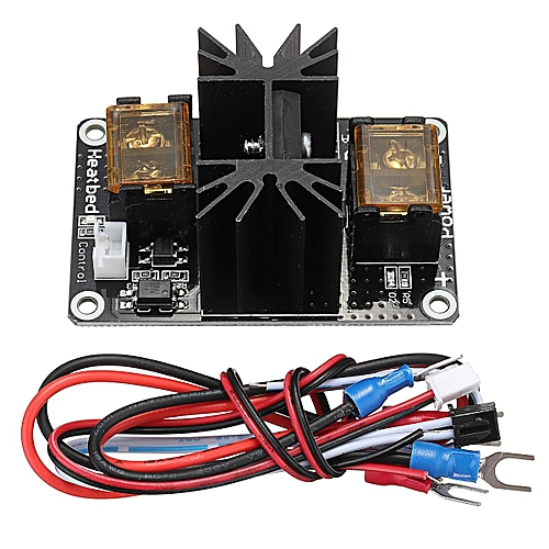 30A MOS Tube Hot Bed High Current Power MOSFET Expansion Module For 3D  Printer