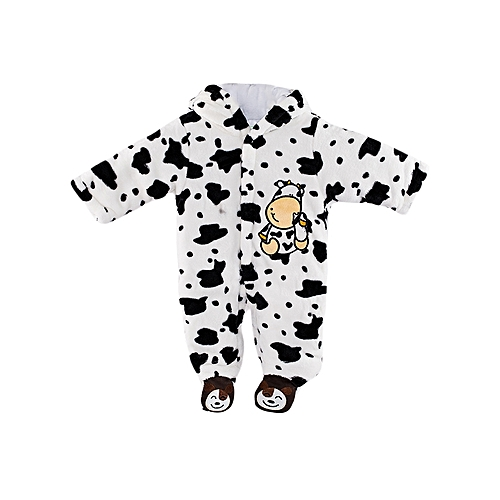 390904318 Generic black and white baby romper   jumpsuit   Best Price