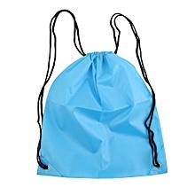 Premium School Drawstring Duffle Bag Sport Gym Swim Dance Shoe Backpack