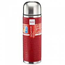Tefal Travel Mug 0.36L Red Silver