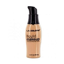 Liquid Makeup - Natural