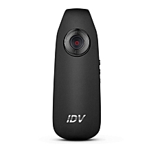 CO HD 1080P Mini Camcorder Dash Cam Body Motorcycle Bike Motion Action Camera-black