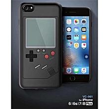 "Portable 3.5"" Tetris Console Built-in 8 Retro Games LGC01 Case Cover For iphone"