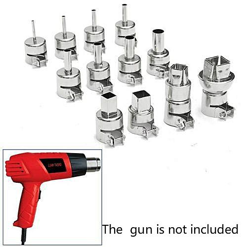3-12mm 10x10mm Nozzle 850 Heat Gun Nozzles Heat Guns Hot Air Soldering station Business, Office & Industrial