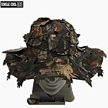 Hot Item Outdoor Army Fanatic Game CS Camouflage Hat Hunting Camouflage Hat Leaf Bionic Penney Cap-01