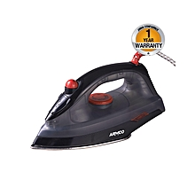 AIR-7BD - 1600W Dry Iron - Black